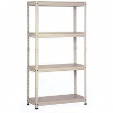 Boltless Racking System (Steel Shelf)