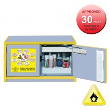 [30min Range] T3032E Two Door Flammable Cabinet
