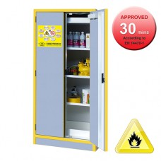 [30min Range] T3035UE Two Door Tall Flammable Cabinet