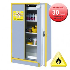 [30min Range] T3036UE Two Door Tall Flammable Cabinet