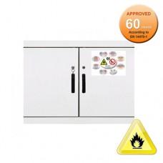 [60min Range] T762E Two Door Flammable Cabinet