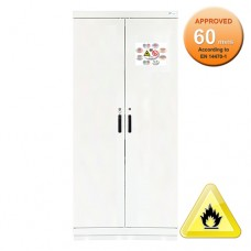 [60min Range] T765-900E Two Door Tall Flammable Cabinet