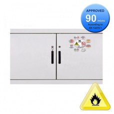 [90min Range] T792E Two Door Flammable Cabinet