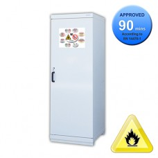 [90min Range] T794E One Door Tall Flammable Cabinet