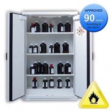 [90min Range] T795E + C79235 Two Door Tall Flammable Cabinet