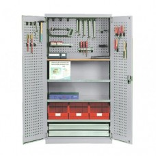 Tools Cabinet With Peforated Panel MWS 1000