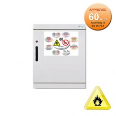 [60min Range] T761E One Door Flammable Cabinet