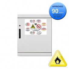 [90min Range] T791E One Door Flammable Cabinet