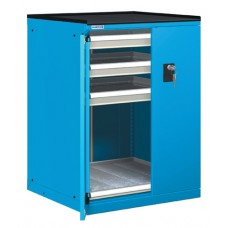 Machine Cabinet with Leaf Doors 15-31000-05