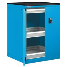 Machine Cabinet with Leaf Doors 15-31000-11