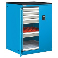 Machine Cabinet with Leaf Doors 15-31000-73