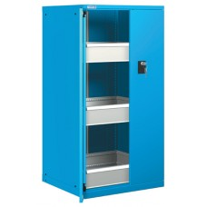 Machine Cabinet with Leaf Doors 15-31450-01