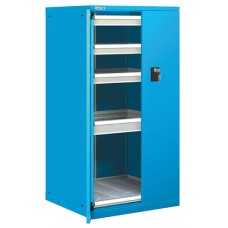 Machine Cabinet with Leaf Doors 15-31450-13