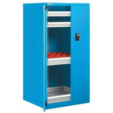 Machine Cabinet with Leaf Doors 15-31450-71