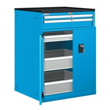 Machine Cabinet with Leaf Doors 15-41000-05