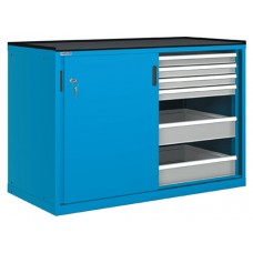 Machine Cabinet with Sliding Doors 15-51000-21