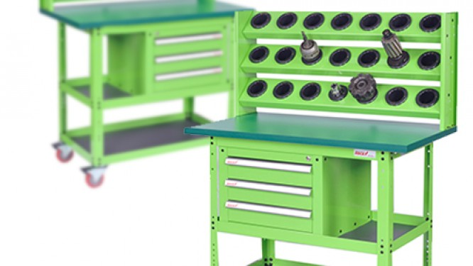 Cnc tool workbench for Bench tool system